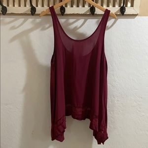 Intimately Free People Tank Tunic